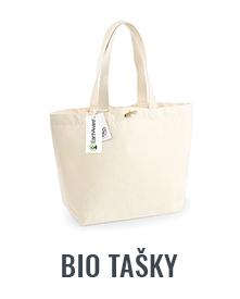 Bavlněné bio tašky