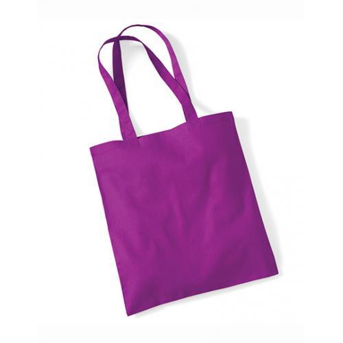 Látková taška pro život dlouhá držadla