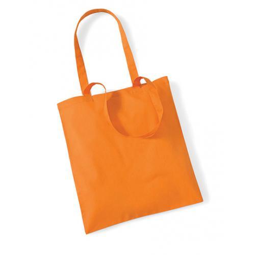 Bavlněná taška pro život - krátká držadla