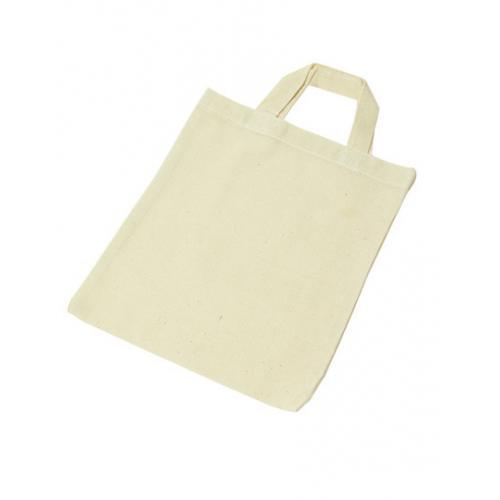 Drogistická bavlněná taška - natural