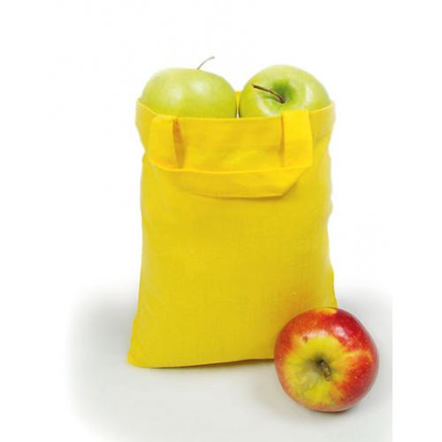 Malá látková taška barevná