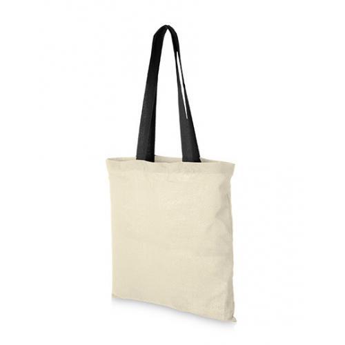 BIO bavlněná taška barevná ucha