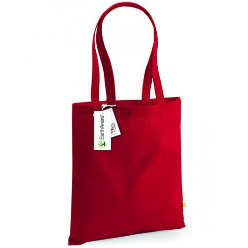 EarthAware™ BIO bavlněná taška pro život