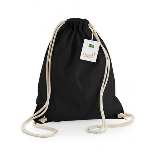 EarthAware™ Přírodní plátěný batoh