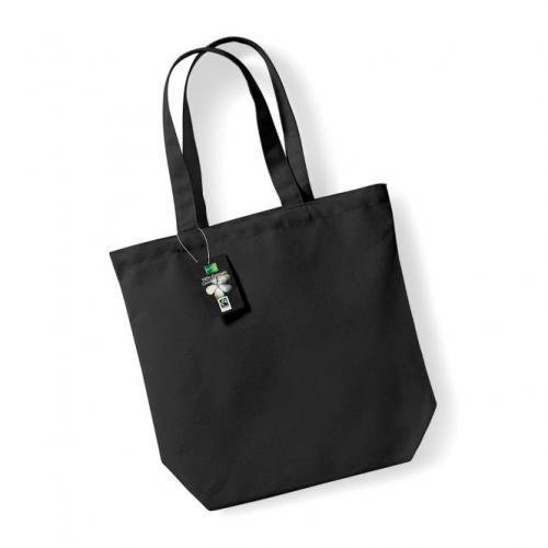 Fairtrade bavlněná nákupní taška Camden