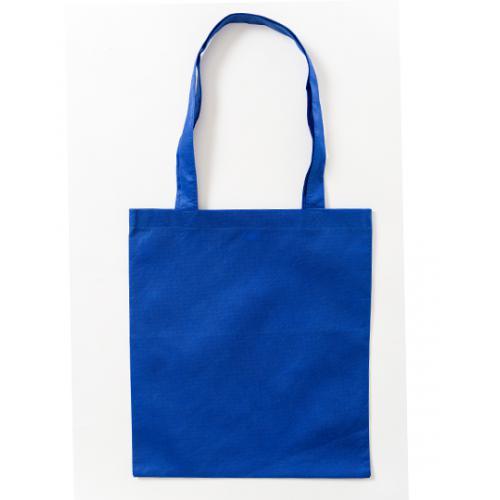 Taška z netkané textílie - dlouhá držadla