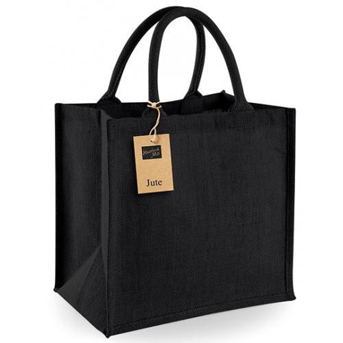 Jutová nákupní taška - Midi